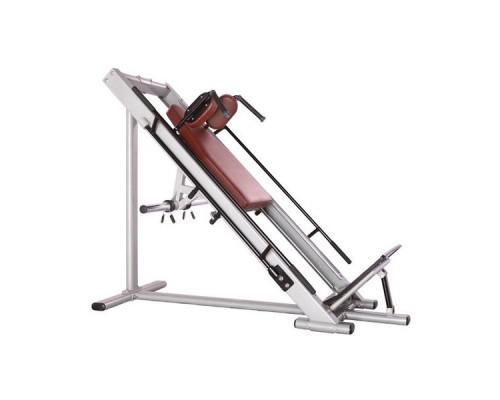 Гак-машина Bronze Gym H-022A (коричневый)
