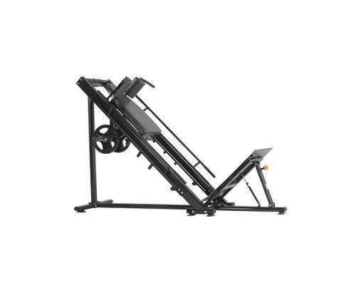 Гак-машина Bronze Gym H-022A (черный)