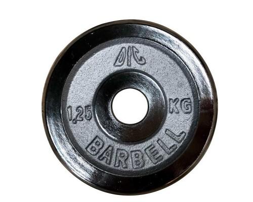 Диск хромированный DFC WP031 d-26 мм 1,25 кг