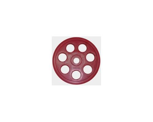 "Олимпийский диск евро-классик с хватом Oxygen ""Ромашка"" 25 кг"
