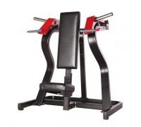 Жим от плеч Bronze Gym A-03 (черный)